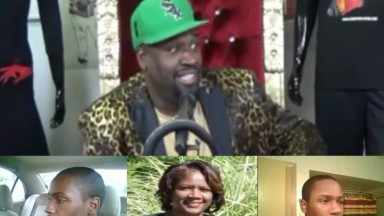 Corey Holcomb's Alleged Son Given 10 Year Sentence for Child Molestation