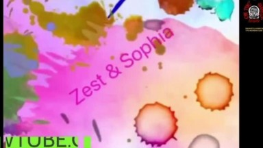 Zest And Sophia: Lets Figure This Out