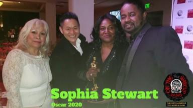Sophia Stewart Oscar 2020