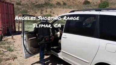 Redstone firearms intermediate rangeday Sylmar California