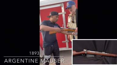 Talking classic guns and the Citizen Marksmanship Program w/ DougBob