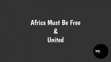 Marcus Garvey Look for me in the wirl winds aka Africa must Unite