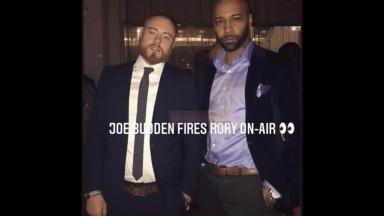 Joe Budden Fires Rory