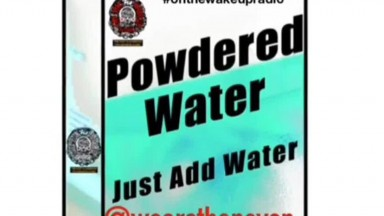 """Powdered Water (archived show): Guest Max Igan """"5G Is Weaponized, Protecting Ourselves From The AI"""