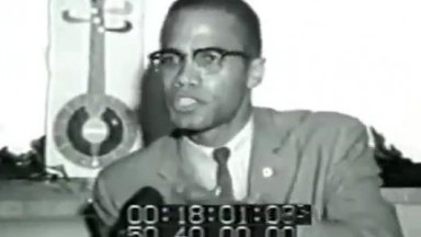 Malcolm X Talks the White Liberal