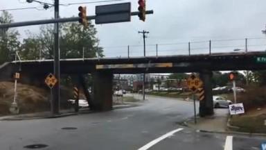 Can Opener Bridge Has Been Raised