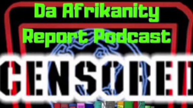 Da Afrikanity Report(archived show): Integration Was Bad For Us, Black Faces White Mask