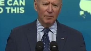 Biden Going into Black