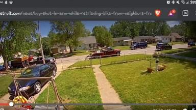 6 Year Old Black Boy Shot By Asian Neighbor