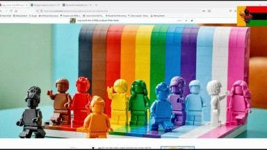 """DCRADICAL1 presents The Radical Report: """"The Rainbow Assault on the Minds of Children"""""""