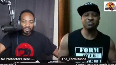 """The Morningstar Show: The_Formrunna """"All Things Spiritual"""" w/Special Guest Host Mac McAfee"""