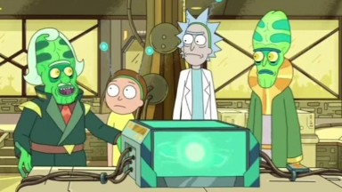 """IS THE UNIVERSE A """"MICROVERSE BATTERY""""?"""