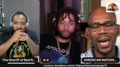 The Morningstar Show: Status, Sovereignty, Laws, Civics, The Armed Moors