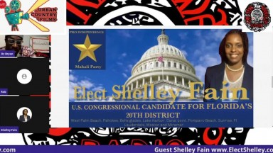 The Appeal Interview w/ Shelley Fain (Congressional Candidate FLA 20th District)