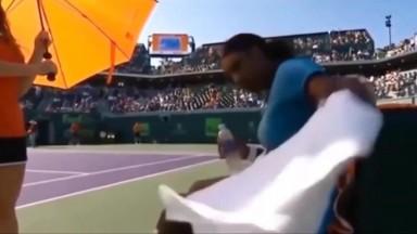 Serena Williams Mental Breakdowns