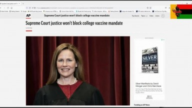 """The Radical Report: """"Trump Supreme Court Appointee Deals Legal Blow to Medical Freedom"""""""