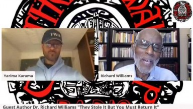 Yarima Karama: Interview w/ Author Dr. Richard M. Williams