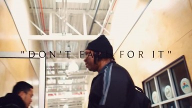 KRS-One - DON'T FALL FOR IT (Official Music Video)