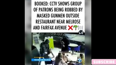 Daylight Robberies in Melrose Park