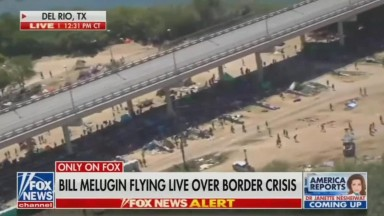Border Crisis in Del Rio Texas