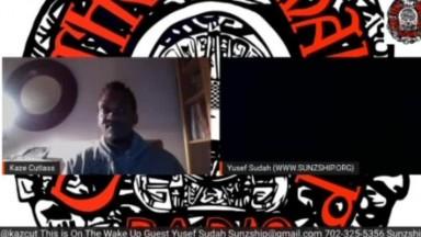 On The Wake Up: Intervew w/ Elder Yusef Sudah: Black Manhood