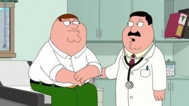 Family Guy Covid 19 Vaccine PSA