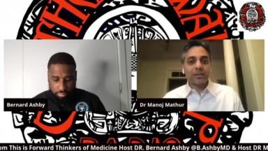 Forward Thinkers Of Medicine(Premier) Natural Immunity w/Hosts Bernard Ashby M.D And Dr. Manoj Mathur