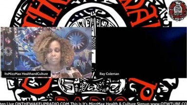 It's Mizz Max Health And Culture: Can We Stay On Culture Code? w/Guest Ray Coleman