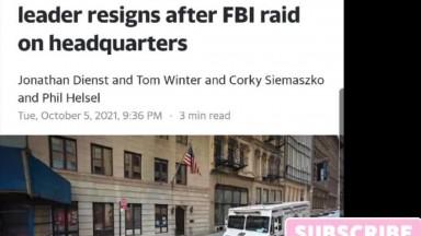 Feds Raid NYPD SBA Union