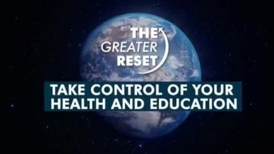 The Greater Reset Activation Day 2: Health & Education