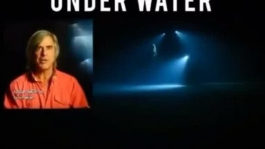 Videographer Finds Underwater Lake