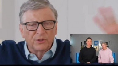 "BILL GATES EXPOSES ""PCR"" SWABS!!"