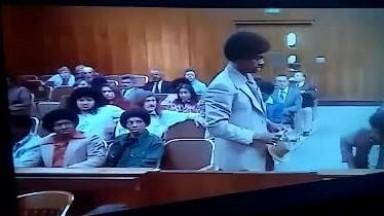 Crazy Black Woman Break UP