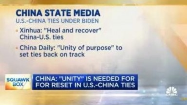 Biden Is Selling These Clowns Out To China