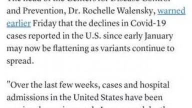 FDA approves Johnson & Johnson vaccine