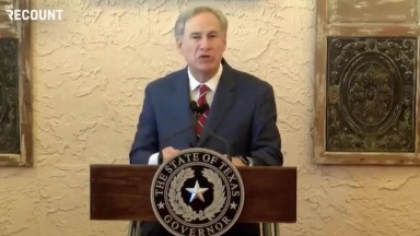 Texas officially open for business