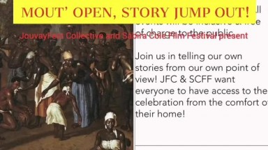 Mout Open Story Jump Out