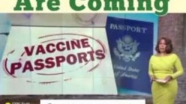 Welcome To Globalization, Vaccine I.D. and Passport