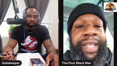 The Morningstar Show: Musings From The Poor Black Man