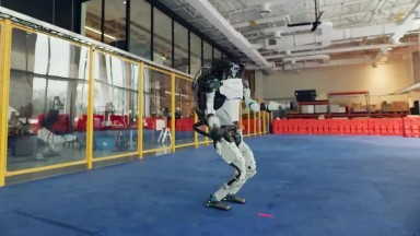 Pay Attention: Boston Dynamics at it again