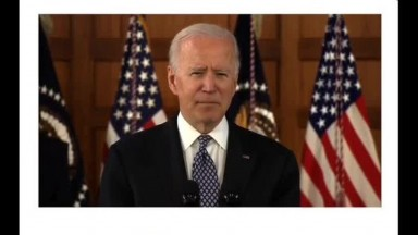 Joe Biden's Covid 19 Hate Crime Act